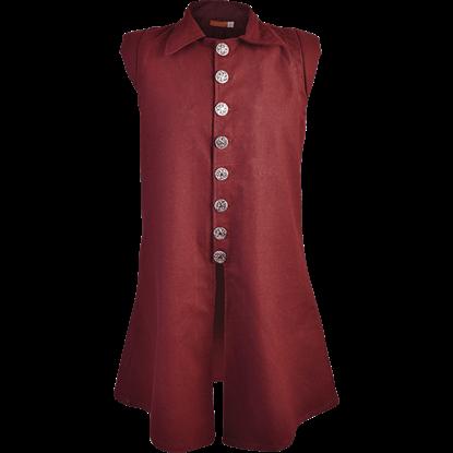 Tilly Canvas Waistcoat