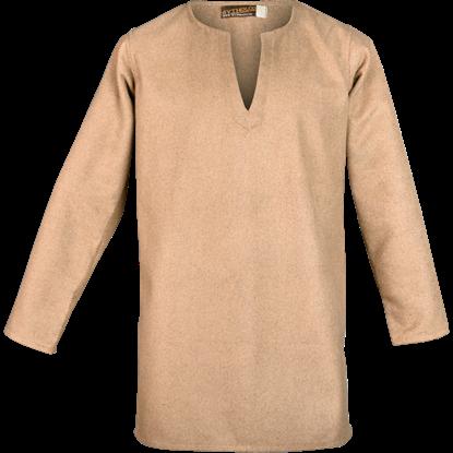 Tronde Wool Tunic