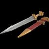 Brass Roman Sword
