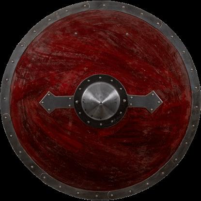 Eirik Wooden Viking Shield - Second Quality