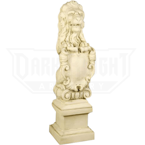 Imperial Lion Finial