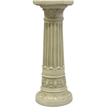 Stylized Acanthus Leaf Pedestal
