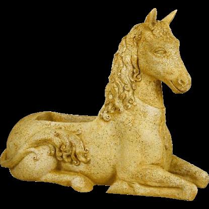 Fantasy Horse Planter
