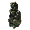 Chubby Greek Pan Statue