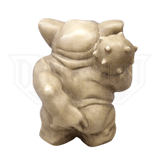 Picc-A-Dilly Bum Gargoyle Statue