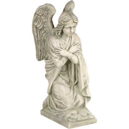 Adoration Angel Statue