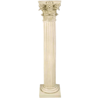 Fineline Corinthian Column - 96 Inches