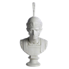 Roman Soldier with Helmet Bust