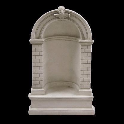 Small Statue Shrine - 16 Inches