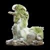 Unicorn Garden Statue