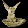 Gargoyle and Shell Fountain