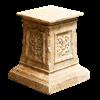 English Pedestal