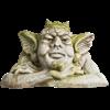 Gargoyle Sill Statue