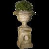 Weaved Classical Urn