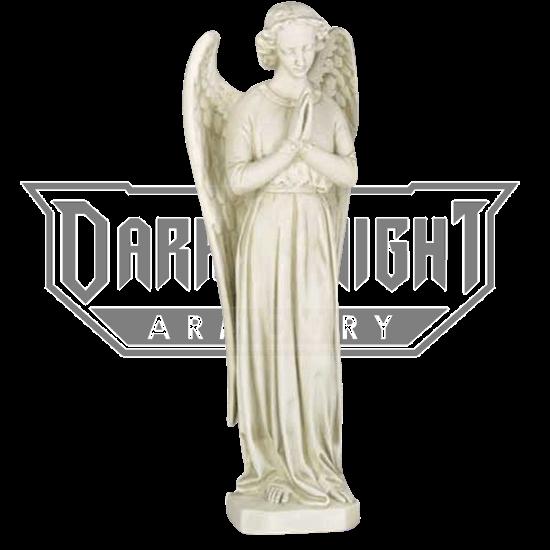 Angel in Cari Pray Statue
