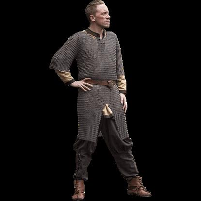 Ragnar Chainmail Hauberk