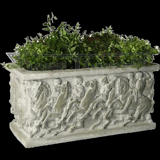 Parthenon Planter