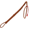 Tan Leather Horsewhip