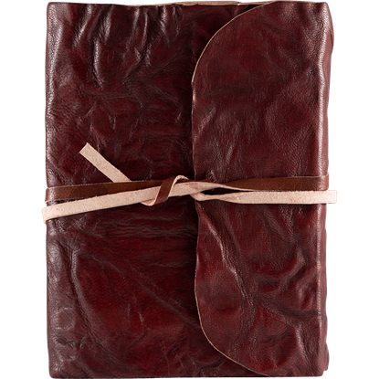 Distressed Leather Traveler Journal