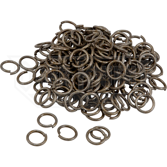 High Tensile Butted Chainmail Rings