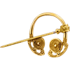 Roman Finial Brooch