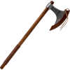 Norse Field Axe with Sheath