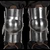 Medieval Steel Knee Armour