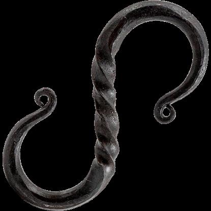 Twisted Medieval S Hook