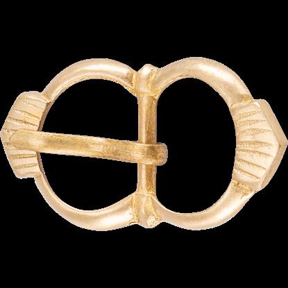 Double Deco Belt Buckle