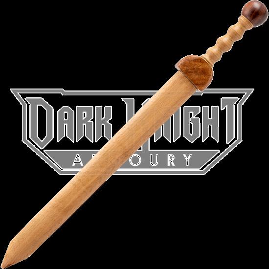 Wooden Gladiator Sword