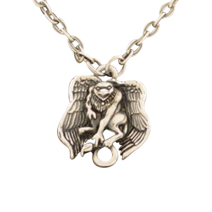 Renaissance Griffin Necklace