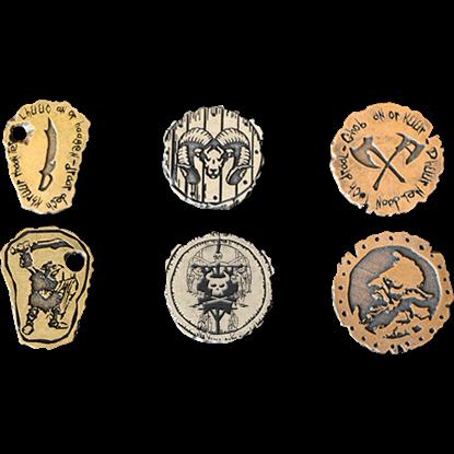 Goblin Coin Set
