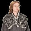 Wolf Fur Collar