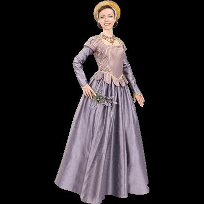 Aragon Tudor Dress