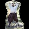 Linen Viking Pants