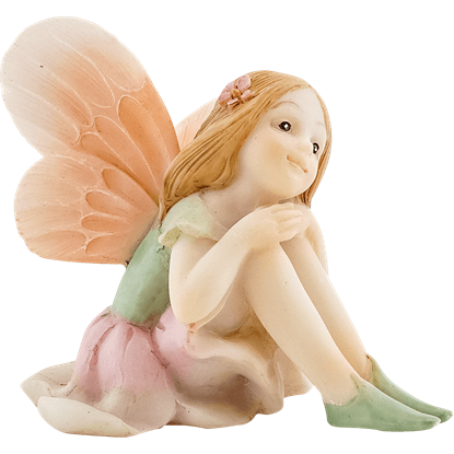 Daydreaming Fiona Fairy Statue