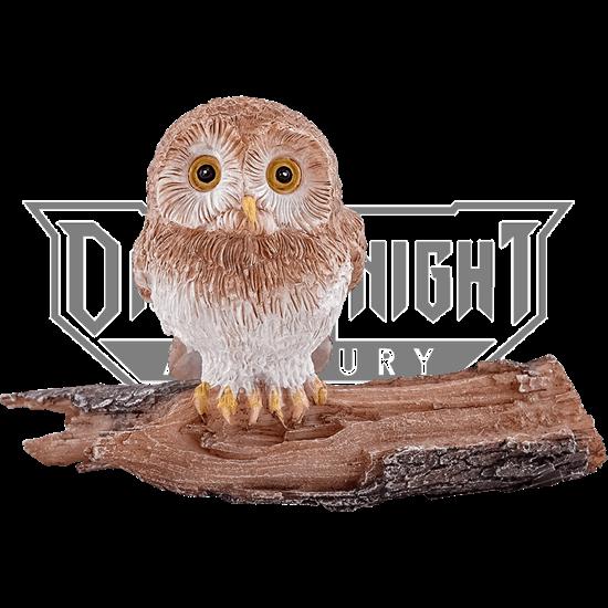 Cute Owl Statue
