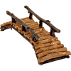 Mini Wooden Fantasy Bridge