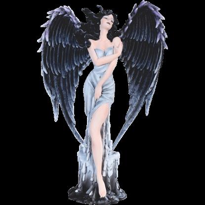 Escaping Dark Angel Statue