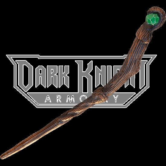 Druid LARP Wand - Brown
