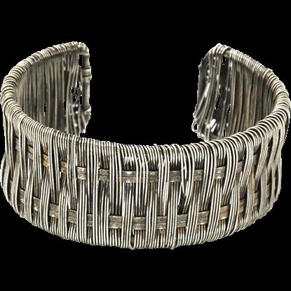 Brenna Viking Cuff Bracelet