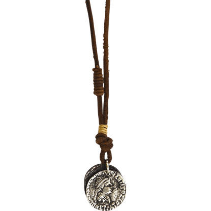 Aadi Coin Necklace