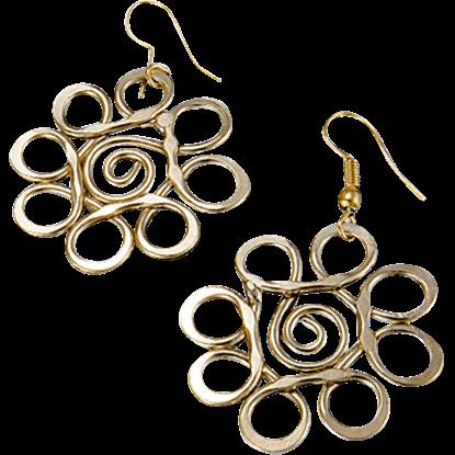 Keely Celtic Earrings