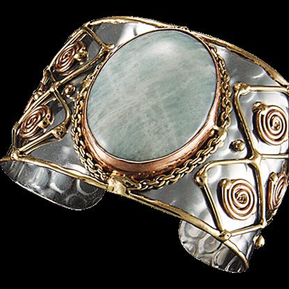 Hastos Fantasy Cuff Bracelet