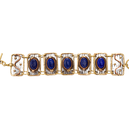 Izador Medieval Linked Bracelet