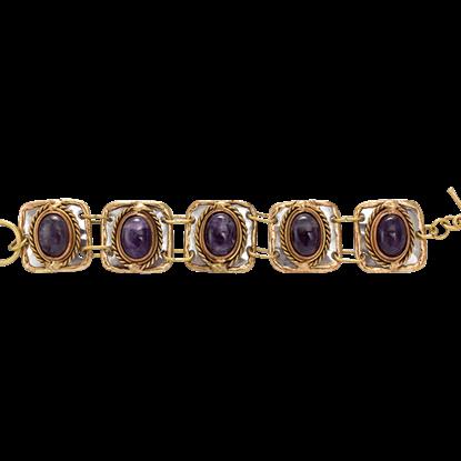 Laena Roman Linked Bracelet