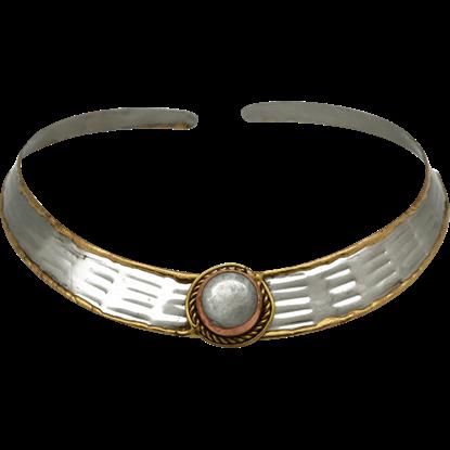 Coventina Roman Choker Necklace