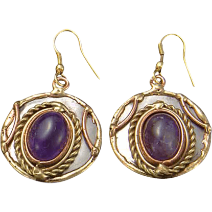 Bellona Roman Earrings