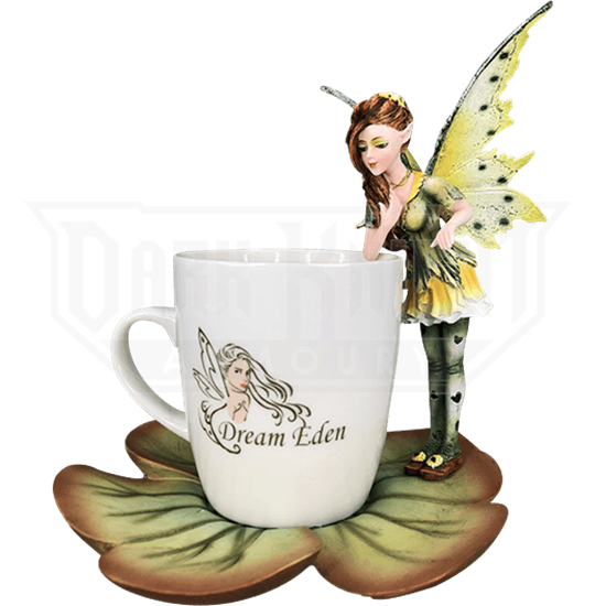 Green Fairy and Teacup