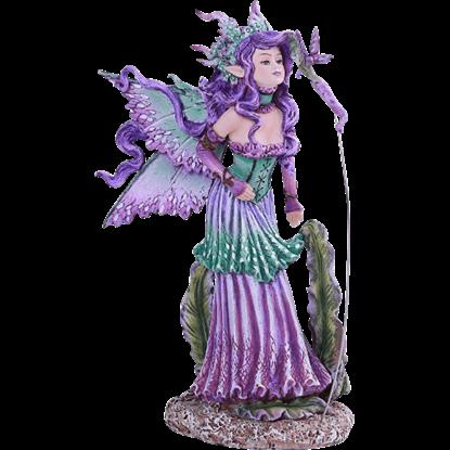 Pixie Gossip Fairy Statue